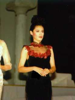 Julan in Fashion Show